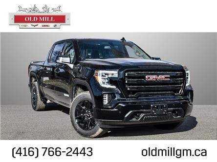 2021 GMC Sierra 1500 Elevation (Stk: MZ120894) in Toronto - Image 1 of 21