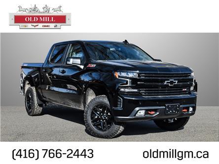 2021 Chevrolet Silverado 1500 LT Trail Boss (Stk: MZ104501) in Toronto - Image 1 of 19
