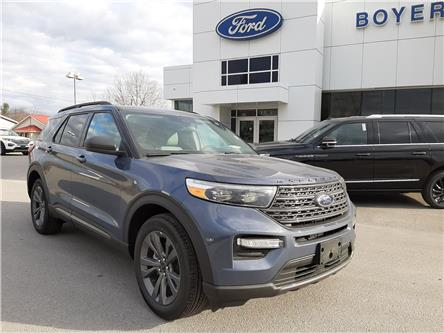 2021 Ford Explorer XLT (Stk: EX3102) in Bobcaygeon - Image 1 of 26