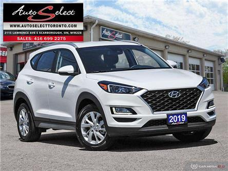 2019 Hyundai Tucson Preferred (Stk: 1HTW612) in Scarborough - Image 1 of 28