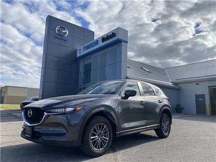 2017 Mazda CX-5 GX (Stk: UT406) in Woodstock - Image 1 of 22
