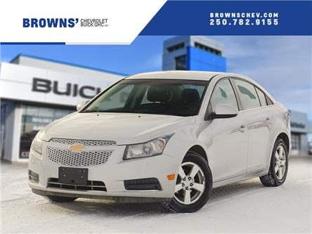 2012 Chevrolet Cruze LT Turbo (Stk: T19-574A) in Dawson Creek - Image 1 of 12