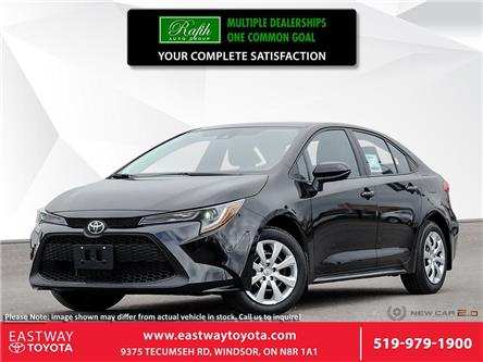 2021 Toyota Corolla LE (Stk: CO1143) in Windsor - Image 1 of 23