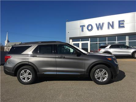 2021 Ford Explorer XLT (Stk: 01323) in Miramichi - Image 1 of 9