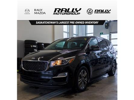 2019 Kia Sedona SX (Stk: V1330) in Prince Albert - Image 1 of 14
