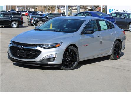 2021 Chevrolet Malibu LT (Stk: 3128155) in Toronto - Image 1 of 31