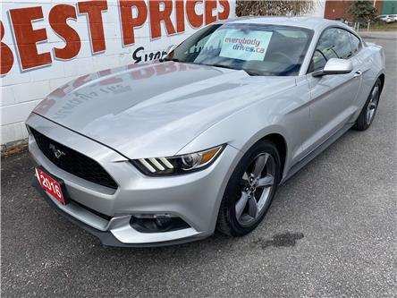 2016 Ford Mustang V6 (Stk: 20-596) in Oshawa - Image 1 of 12