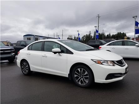 2014 Honda Civic EX (Stk: 8003-20AA) in Sault Ste. Marie - Image 1 of 6