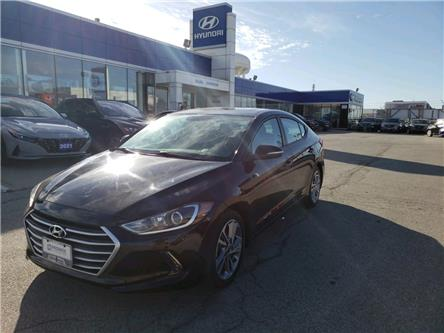 2017 Hyundai Elantra GLS (Stk: 30420A) in Scarborough - Image 1 of 19
