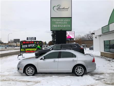 2012 Ford Fusion SEL (Stk: HW1043) in Edmonton - Image 1 of 25