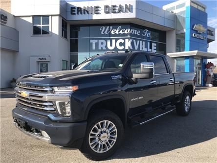 2021 Chevrolet Silverado 2500HD High Country (Stk: 15545) in Alliston - Image 1 of 24