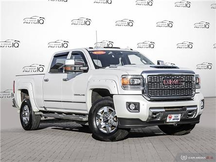 2018 GMC Sierra 3500HD Denali (Stk: U0929A) in Barrie - Image 1 of 27