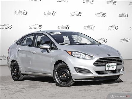 2015 Ford Fiesta SE (Stk: U1043AX) in Barrie - Image 1 of 24