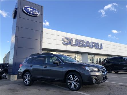 2018 Subaru Outback 3.6R Limited (Stk: P826) in Newmarket - Image 1 of 15