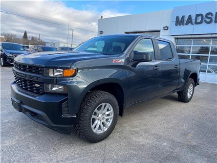 2021 Chevrolet Silverado 1500 Work Truck (Stk: 21117) in Sioux Lookout - Image 1 of 6