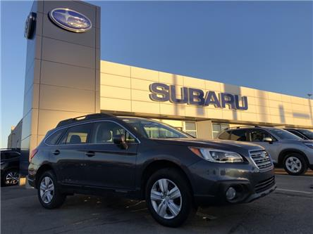 2017 Subaru Outback 2.5i (Stk: P816) in Newmarket - Image 1 of 2