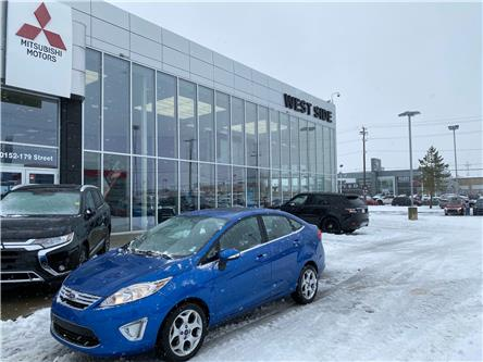 2011 Ford Fiesta SEL (Stk: 22472A) in Edmonton - Image 1 of 19