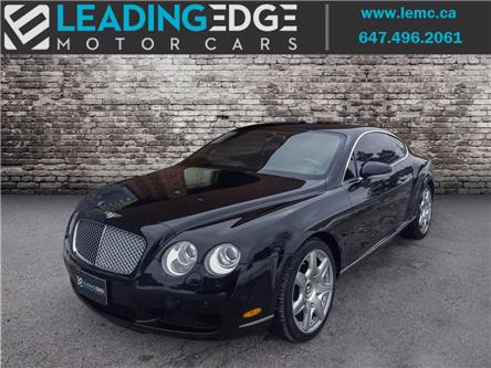 2007 Bentley Continental GT  (Stk: ) in Woodbridge - Image 1 of 17