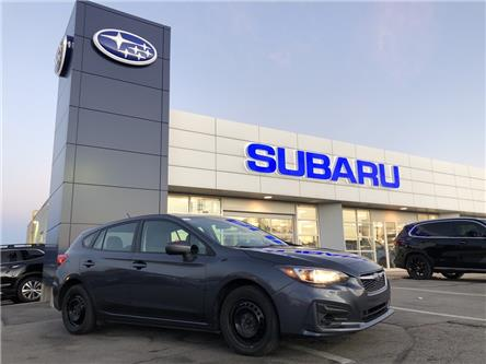 2017 Subaru Impreza Convenience (Stk: P820) in Newmarket - Image 1 of 10