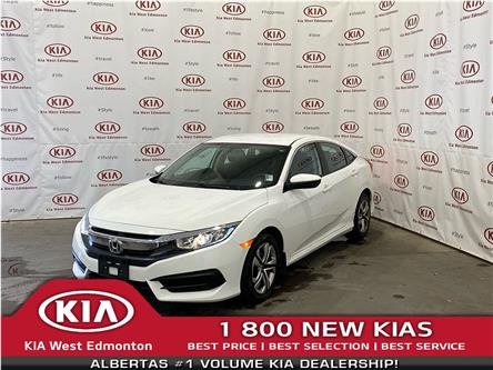 2018 Honda Civic LX (Stk: MH6114) in Edmonton - Image 1 of 19