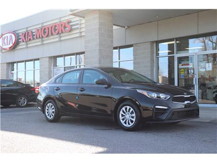 2021 Kia Forte LX (Stk: 98331) in Cobourg - Image 1 of 22