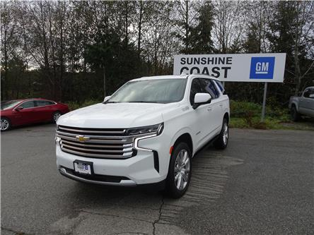 2021 Chevrolet Tahoe High Country (Stk: TM157705) in Sechelt - Image 1 of 29