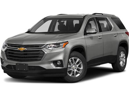 2021 Chevrolet Traverse LT Cloth (Stk: F-ZDHW3X) in Oshawa - Image 1 of 5