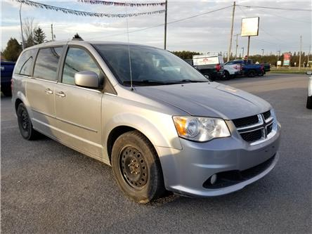 2013 Dodge Grand Caravan Crew (Stk: ) in Kemptville - Image 1 of 18