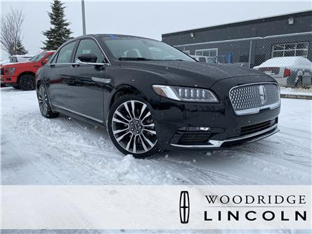 2018 Lincoln Continental Reserve (Stk: L-1383A) in Calgary - Image 1 of 23