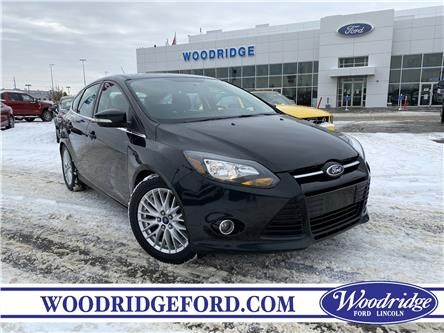 2014 Ford Focus Titanium (Stk: L-2024A) in Calgary - Image 1 of 21