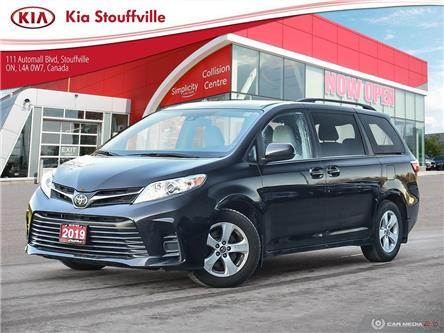 2019 Toyota Sienna LE 8-Passenger (Stk: P0224) in Stouffville - Image 1 of 26