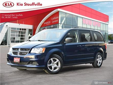 2014 Dodge Grand Caravan SE/SXT (Stk: 20345A) in Stouffville - Image 1 of 24