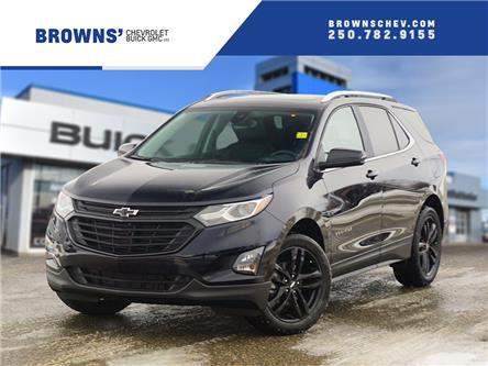 2021 Chevrolet Equinox LT (Stk: T21-1606) in Dawson Creek - Image 1 of 16
