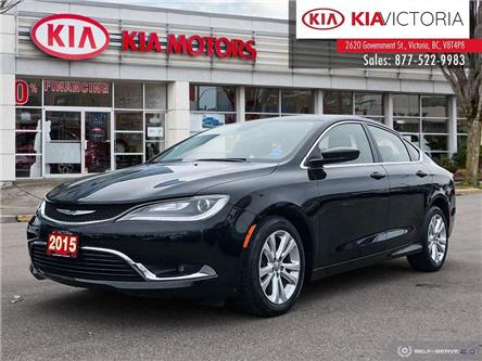 2015 Chrysler 200 Limited (Stk: SE21-050A) in Victoria - Image 1 of 26