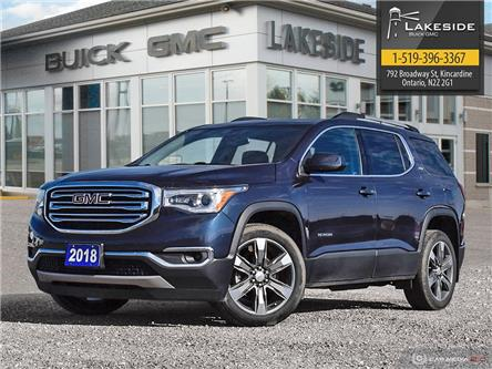 2018 GMC Acadia SLT-2 (Stk: G0235A) in Kincardine - Image 1 of 27