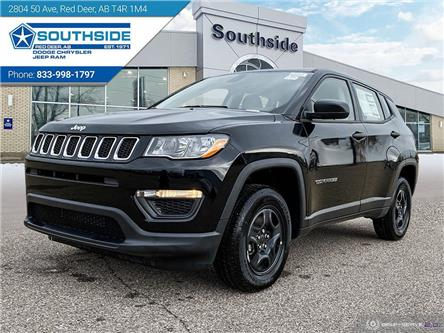 2020 Jeep Compass Sport (Stk: JC2006) in Red Deer - Image 1 of 25