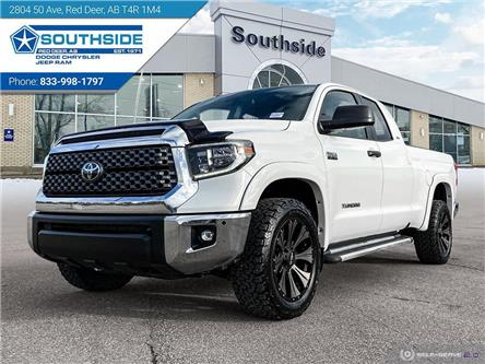2018 Toyota Tundra SR5 Plus 5.7L V8 (Stk: WJ2012A) in Red Deer - Image 1 of 25
