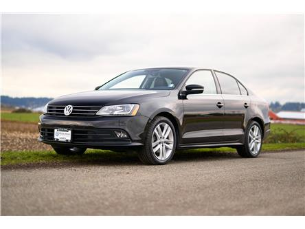 2016 Volkswagen Jetta 1.8 TSI Highline (Stk: LT021753A) in Vancouver - Image 1 of 18