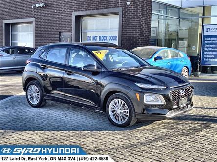 2019 Hyundai Kona 2.0L Preferred (Stk: H6063A) in Toronto - Image 1 of 28