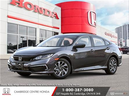 2021 Honda Civic EX (Stk: 21350) in Cambridge - Image 1 of 24