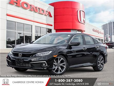 2021 Honda Civic Touring (Stk: 21374) in Cambridge - Image 1 of 24
