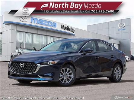 2021 Mazda Mazda3 GS (Stk: 2161) in North Bay - Image 1 of 23
