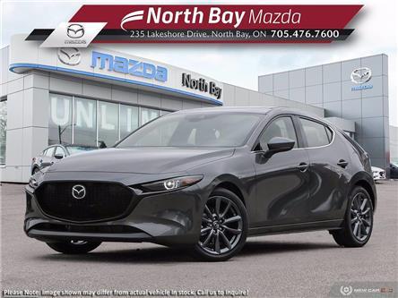 2021 Mazda Mazda3 Sport GT (Stk: 2160) in North Bay - Image 1 of 11
