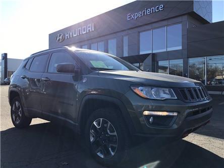 2018 Jeep Compass Trailhawk (Stk: U3643A) in Charlottetown - Image 1 of 30