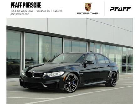 2015 BMW M3 Sedan (Stk: P16349A) in Vaughan - Image 1 of 22