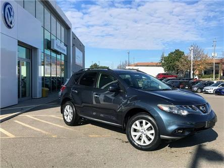 2012 Nissan Murano SV (Stk: 98150A) in Toronto - Image 1 of 5