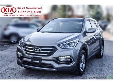 2018 Hyundai Santa Fe Sport 2.4 Luxury (Stk: P1275) in Newmarket - Image 1 of 22