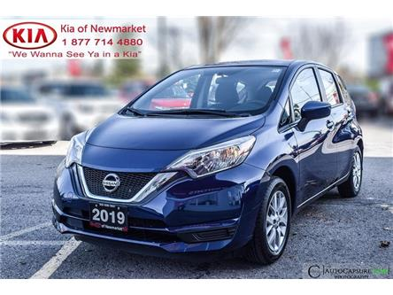 2019 Nissan Versa Note S (Stk: P1286) in Newmarket - Image 1 of 19
