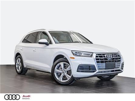 2019 Audi Q5 45 Progressiv (Stk: PA773) in Ottawa - Image 1 of 21