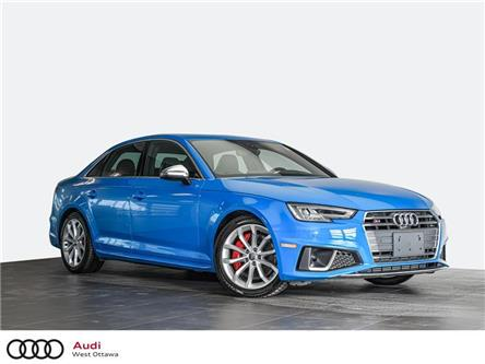 2019 Audi S4 3.0T Technik (Stk: 92248) in Nepean - Image 1 of 21